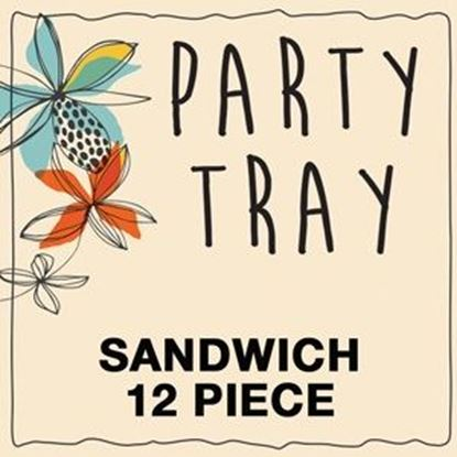 12 Piece Sandwiches